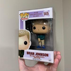 Brian Johnson Funko Pop